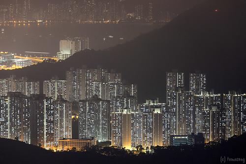 Shek Lung Kung at Night