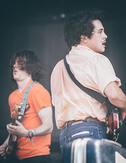 The Districts en Riot Fest Chicago 2018