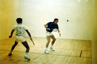 1985 TWG Sports Racquetball