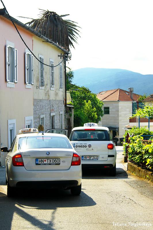 Такси в Херцег Нови