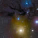 Rho Ophiuchi Cloud Complex including Antares by Photonfisher