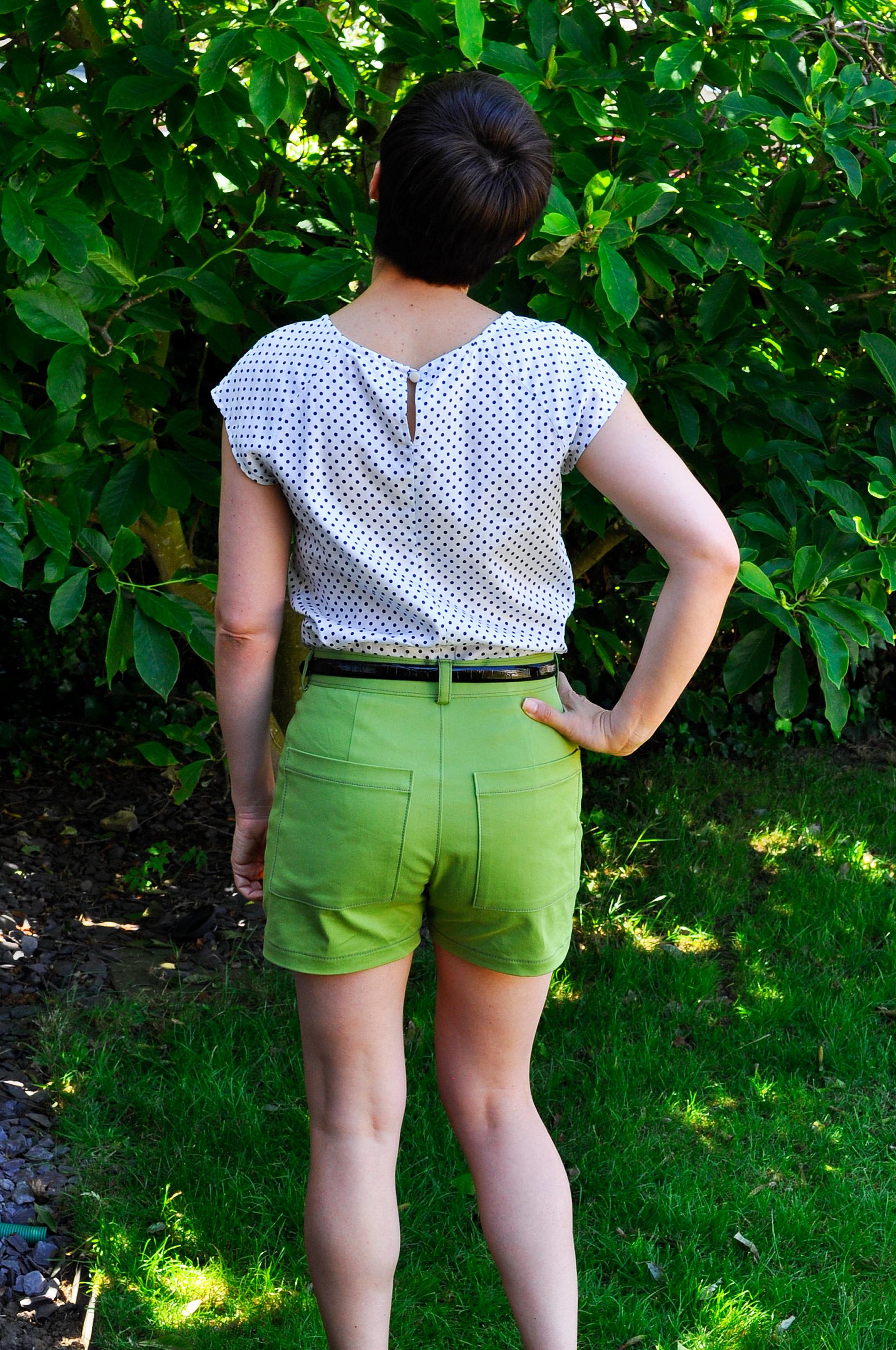 True Bias Lander shorts