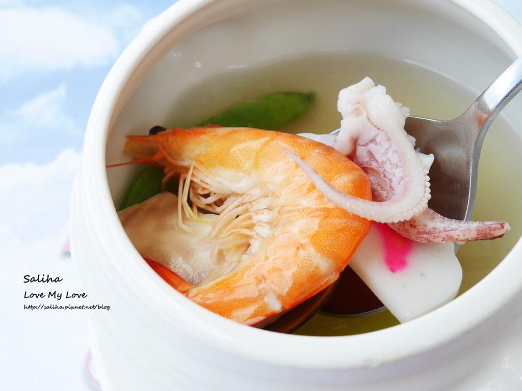 基隆海景景觀咖啡館下午茶希臘天空排餐 (1)