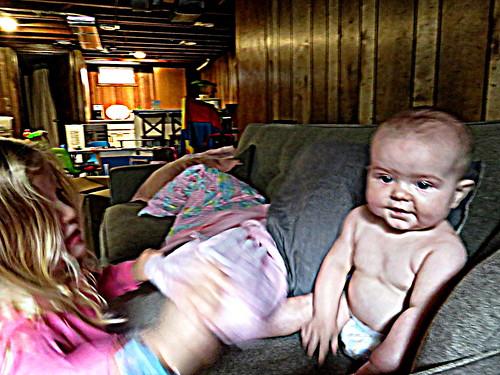Josie & Cora