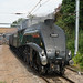 LNER / British Railways A4 Pacific 60009 'Union of South Africa' - Biggleswade