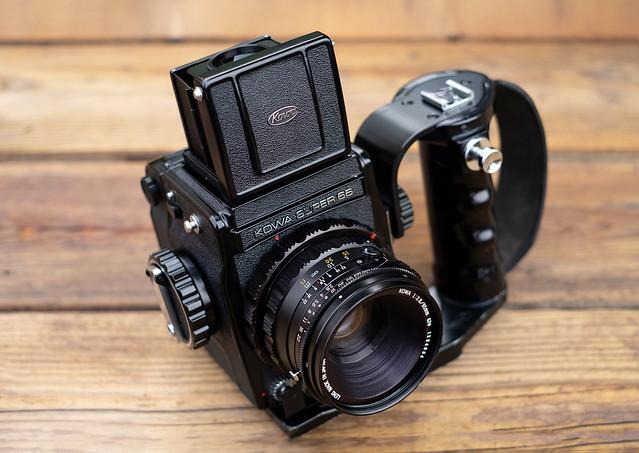 KOWA SUPER 66 KIT, Fujifilm X-T1, XF35mmF1.4 R
