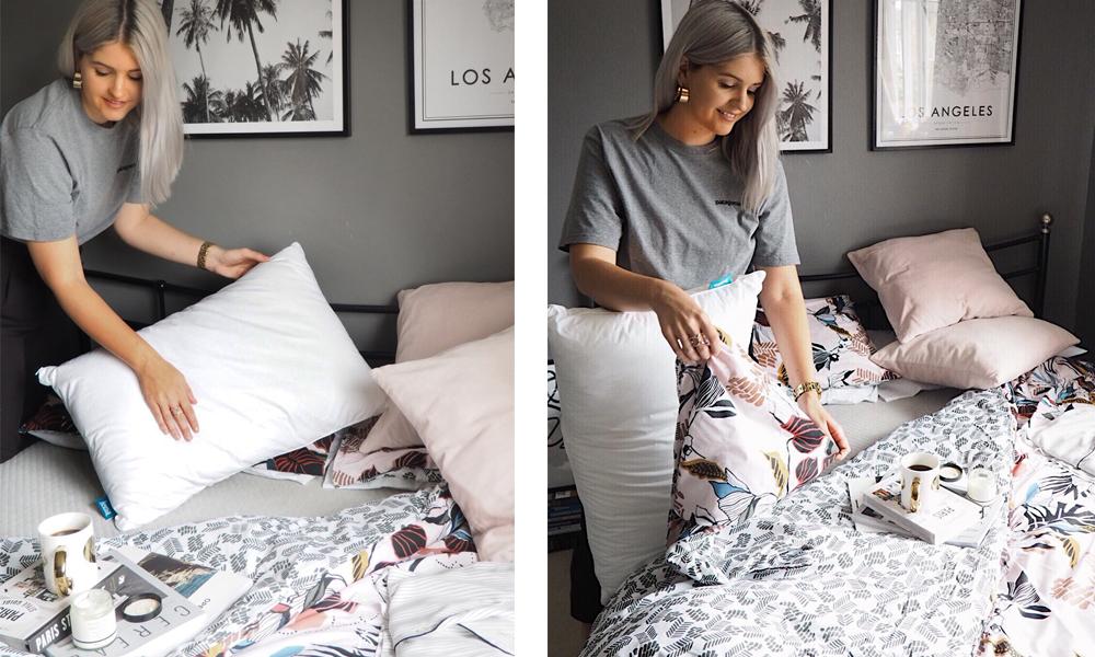 Leesa Sleep Pillow 7