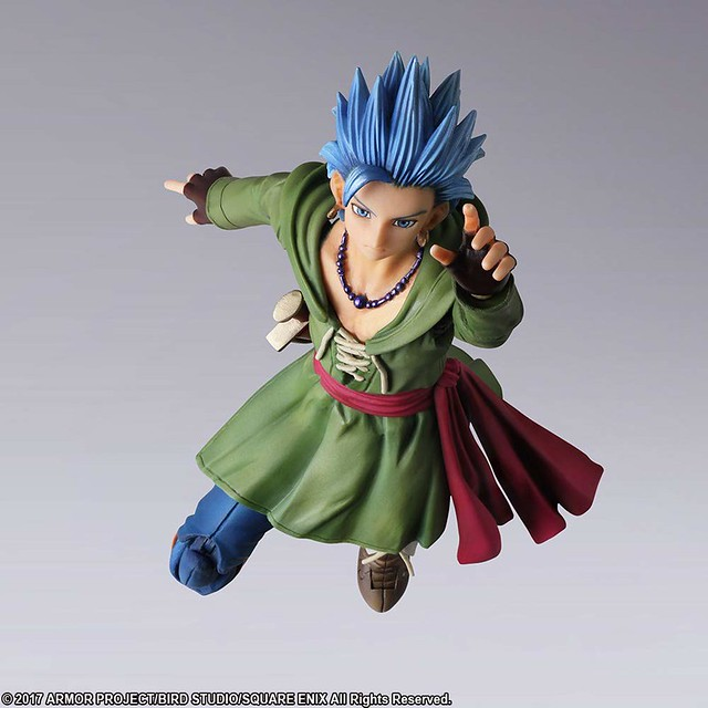 Bring Arts《Dragon Quest XI: Echoes of an Elusive Age》Erik Action Figure