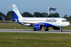 D-AVVE // IndiGo // A320-271N // MSN 8492 // VT-IZA