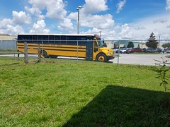 5582 - 2019 Thomas Saf-T-Liner C2 - Hillsborough County School Bus