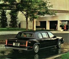 1985 Cadillac Fleetwood Seventy Five Limousine
