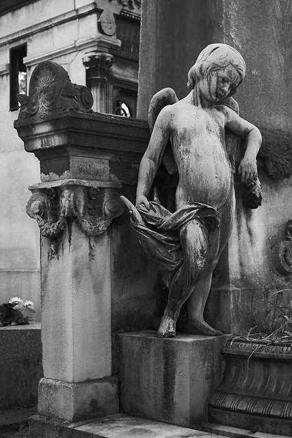Pere Lachaise Cemetery ~ Paris, France