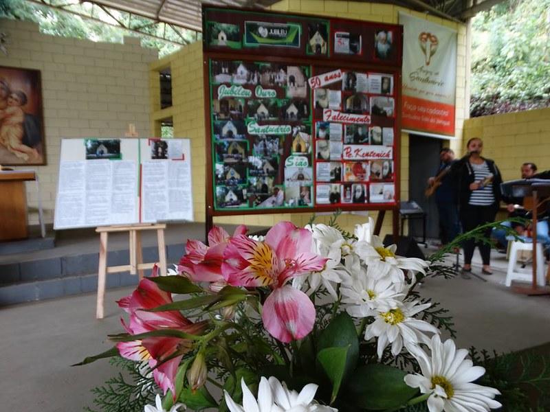 15 anos da chegada da Peregrina Auxiliar na região Brasilândia/SP