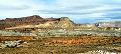 Badlands, Navajo Nation, Arizona 2009