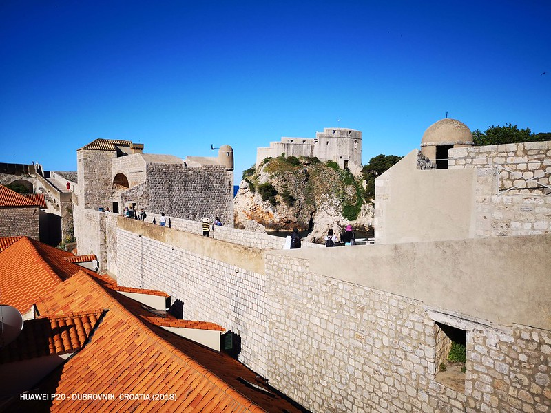 2018 Croatia Walls of Dubrovnik 04