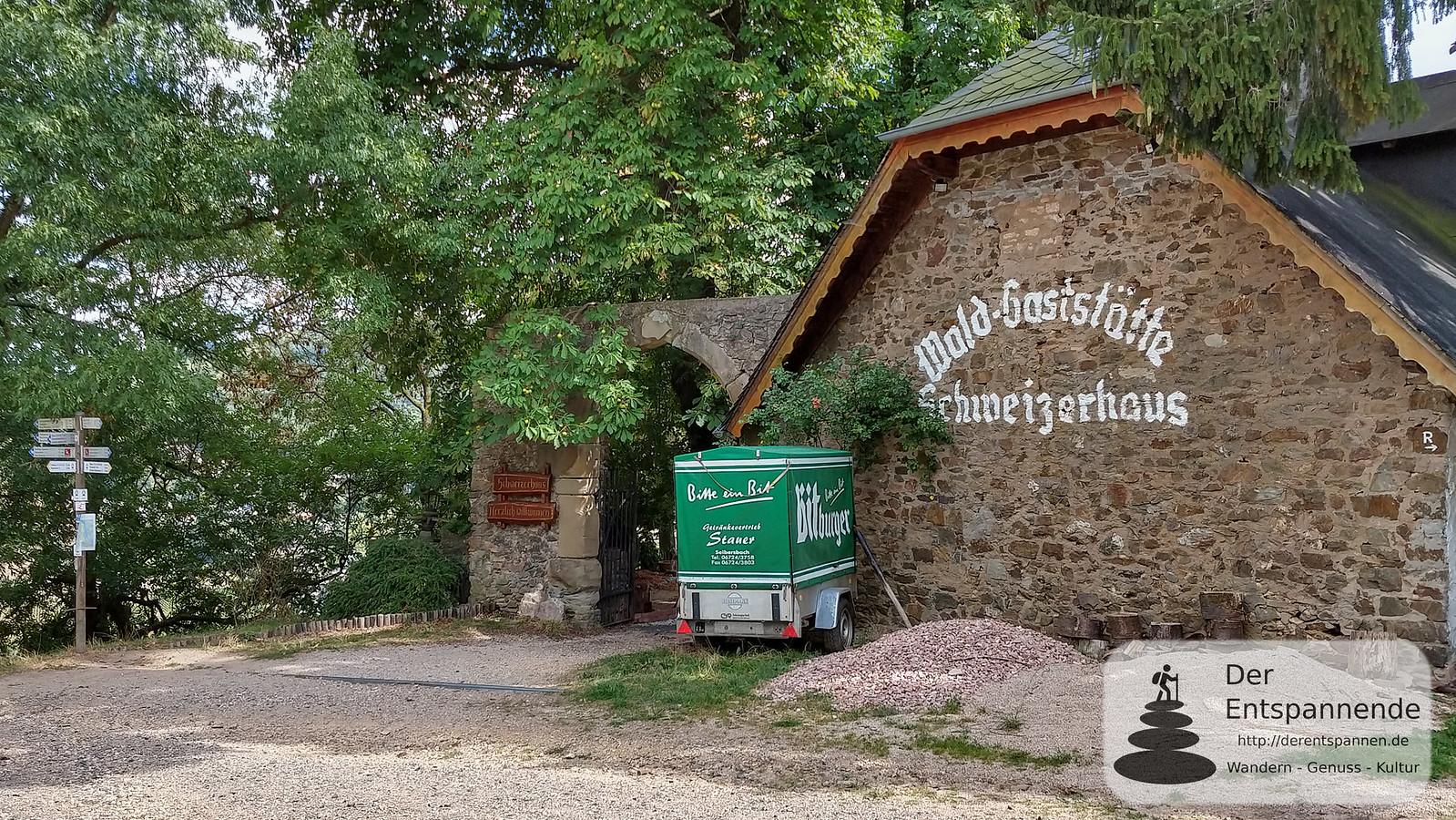 Schweizerhaus im Binger Wald