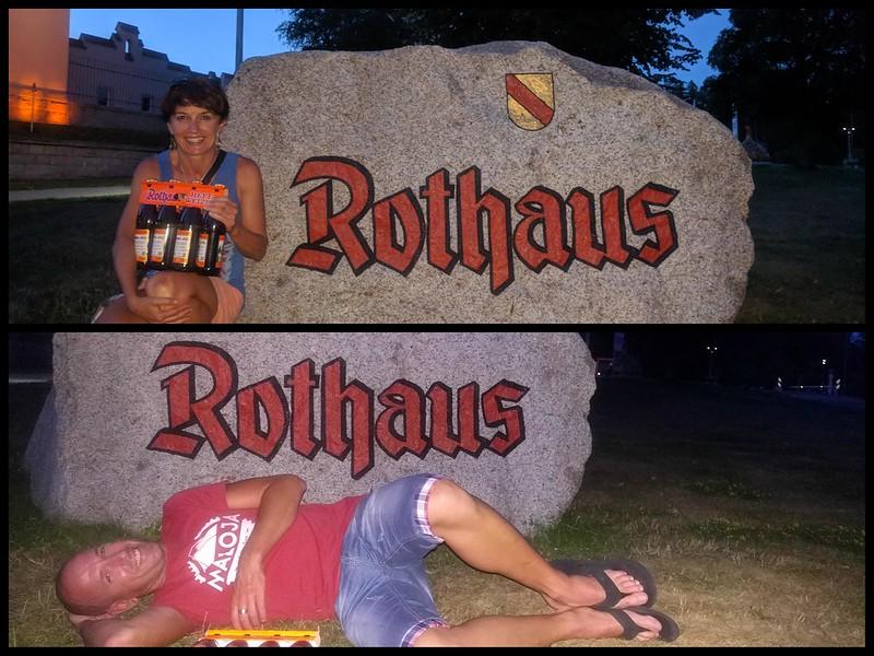 rothaus-kanpoan