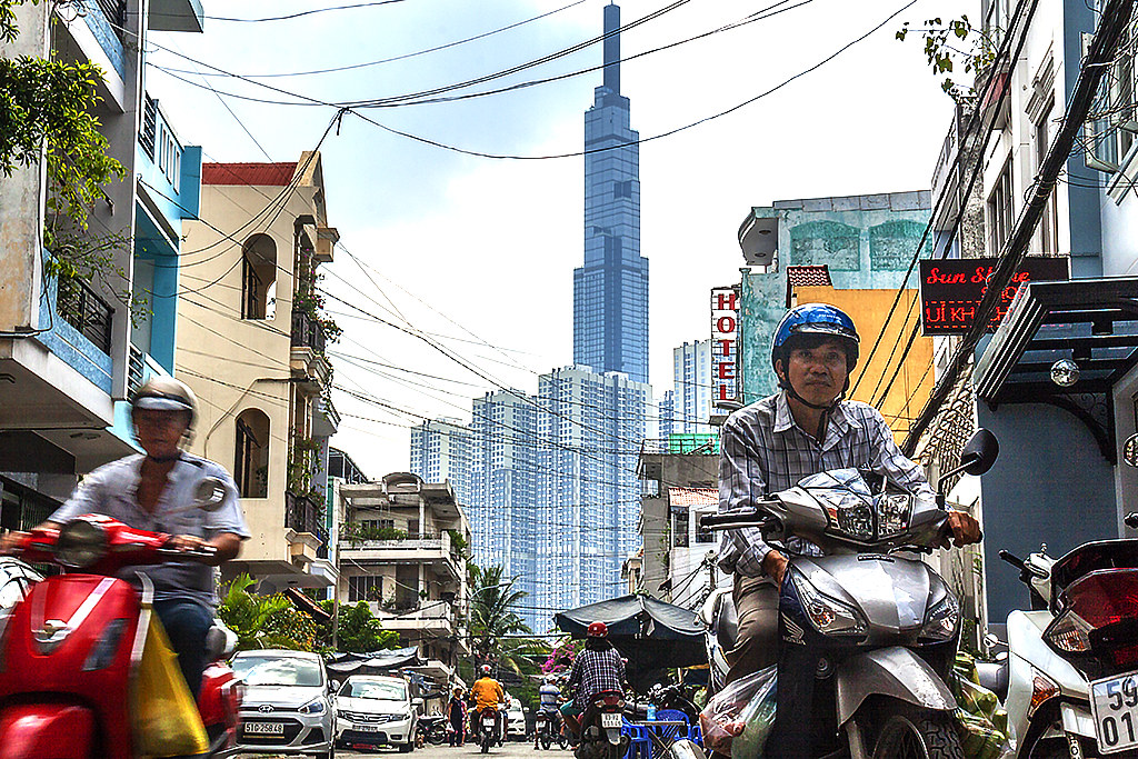 Landmark 81--Saigon