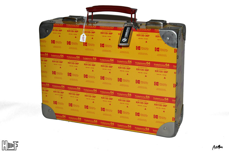 _DSC8383 Mala publicitária Kodachrome Briefcase