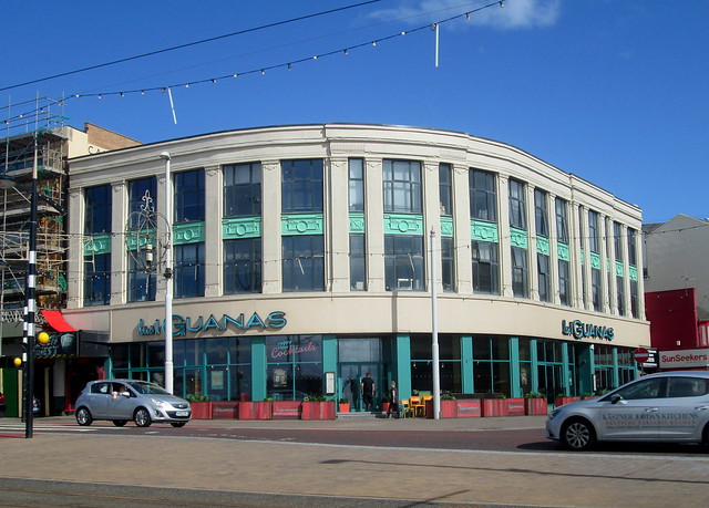 Art Deco Style in Blackpool