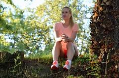 Běhá s roztroušenou sklerozou. Až nemoc ji přiměla k životní změně