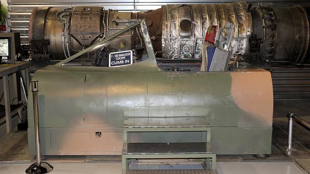 F-105 Simulator