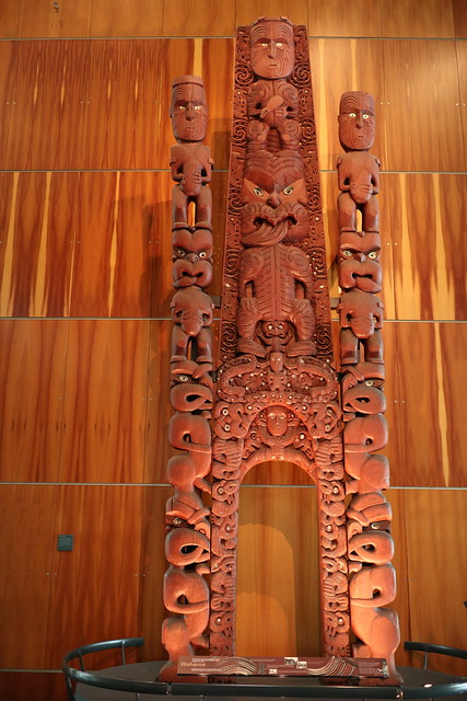 Te Papa museum - Wellington New Zealand