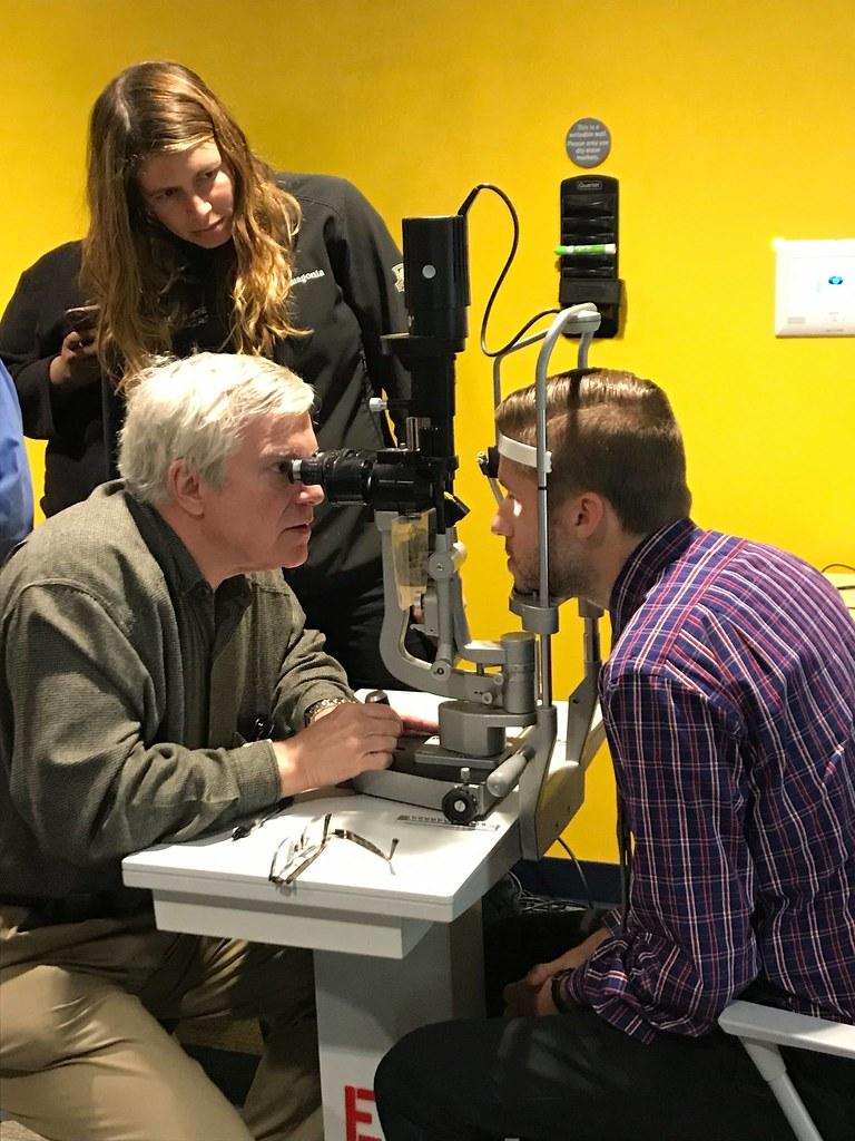 Mini Ophthalmology Lab