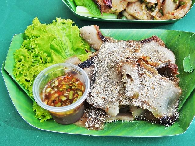 Kor Moo Yang / Grilled Pork Neck