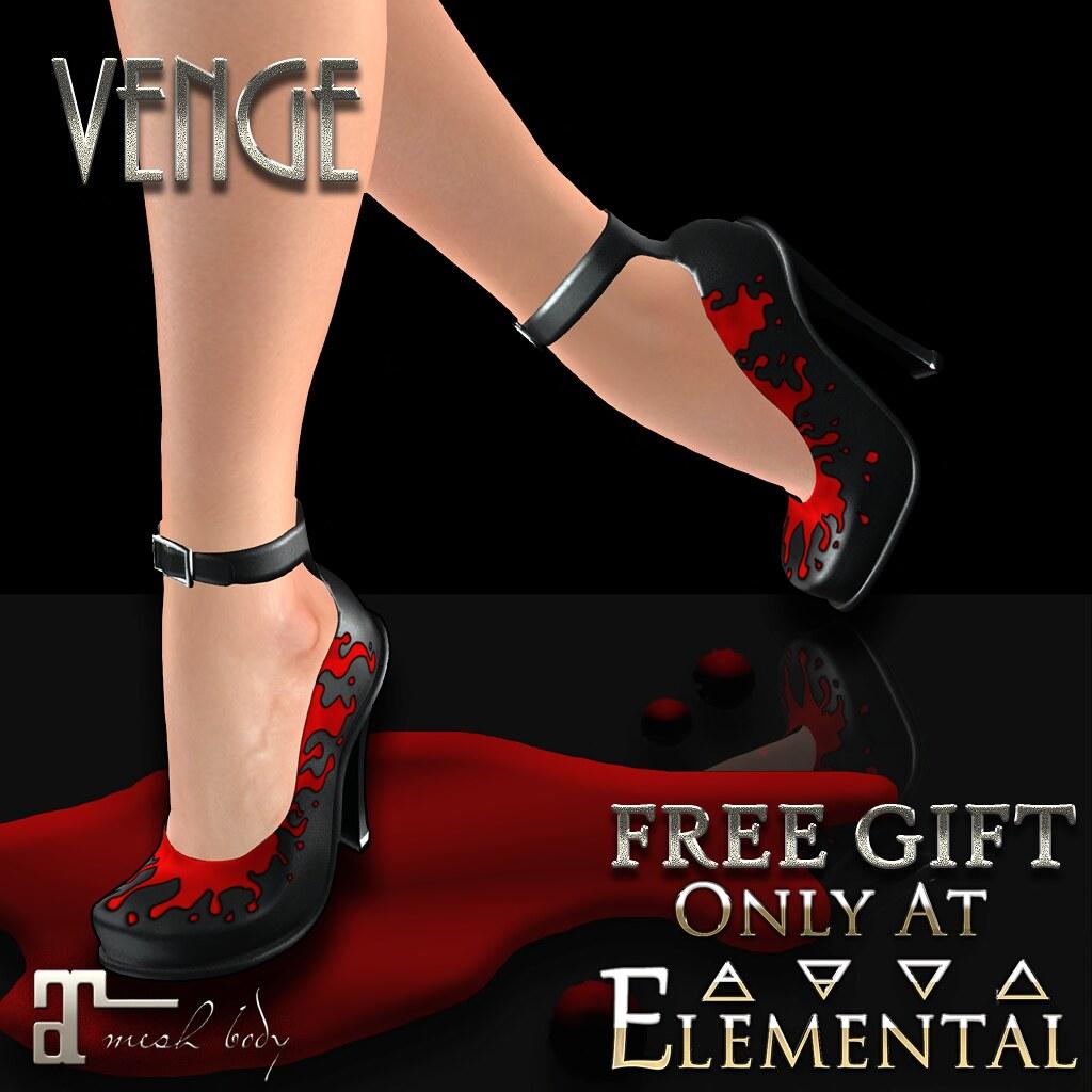 VENGE – Elemental Free Gift – Woopsy In Murder