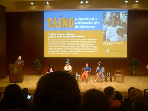 Taino A Symposium in Conversation with the Movement-NMAI-20180908-08140