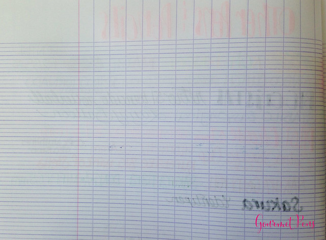 Clairefontaine Seyes Ruling Notebook @exaclair @exaclairlimited 8