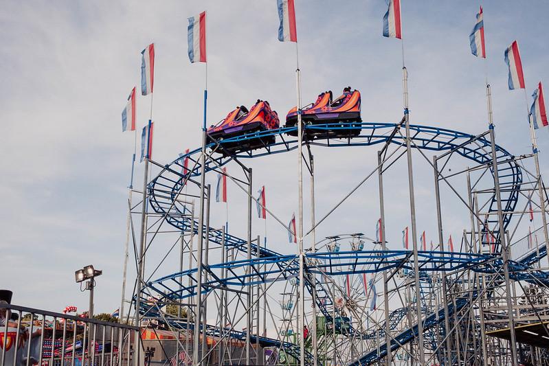 Roller Coaster Carnival