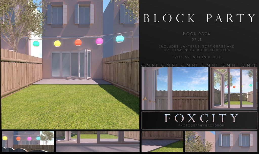 FOXCITY. Photo Booth - Block Party (Noon Version) @ Uber - TeleportHub.com Live!