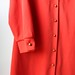 dress caron red coatdress