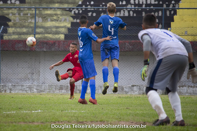 Jabaquara 2 x 1 Itararé. Jogo válido pelo Campeonato Paulista Sub-20 da Segunda Divisão, disputado no dia 1º de setembro de 2018, no Estádio Espanha