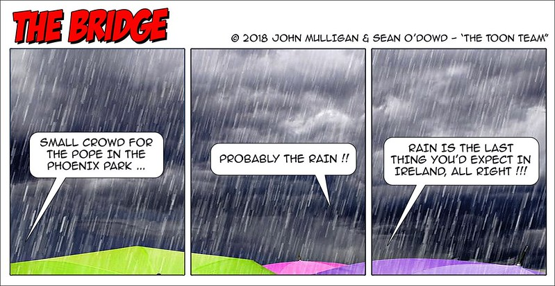 The Toon Team - Rain