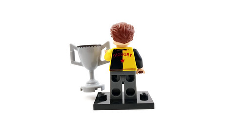LEGO Harry Potter and Fantastic Beasts Collectible Minifigures (71022) - Cedric Diggory