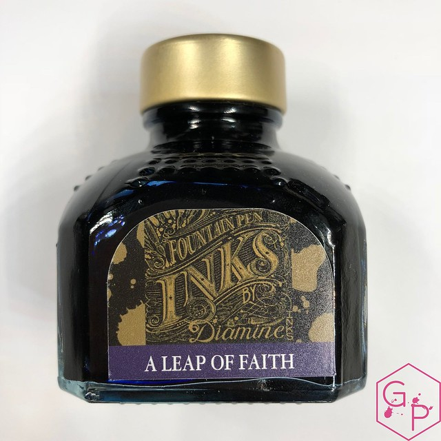 Phidon Pens 10th Anniversary A Leap of Faith Ink Review 3