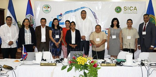 Reunión de Directores de Cooperación del SICA en Belize