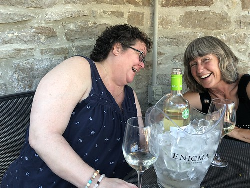 Carleton Place - Waterfron with Eleasa and Linda