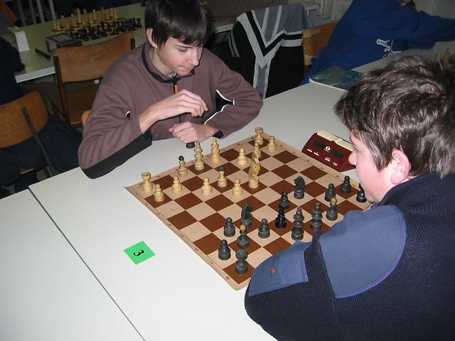 Urban Zupančič (OŠ Šmihel) in Marko Pucelj (OŠ Grm Novo mest
