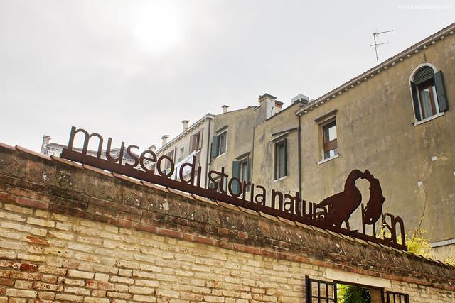 Museo di Storia Naturale, Santa Croce Venezia