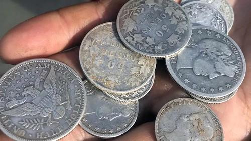 Dawson City coin find