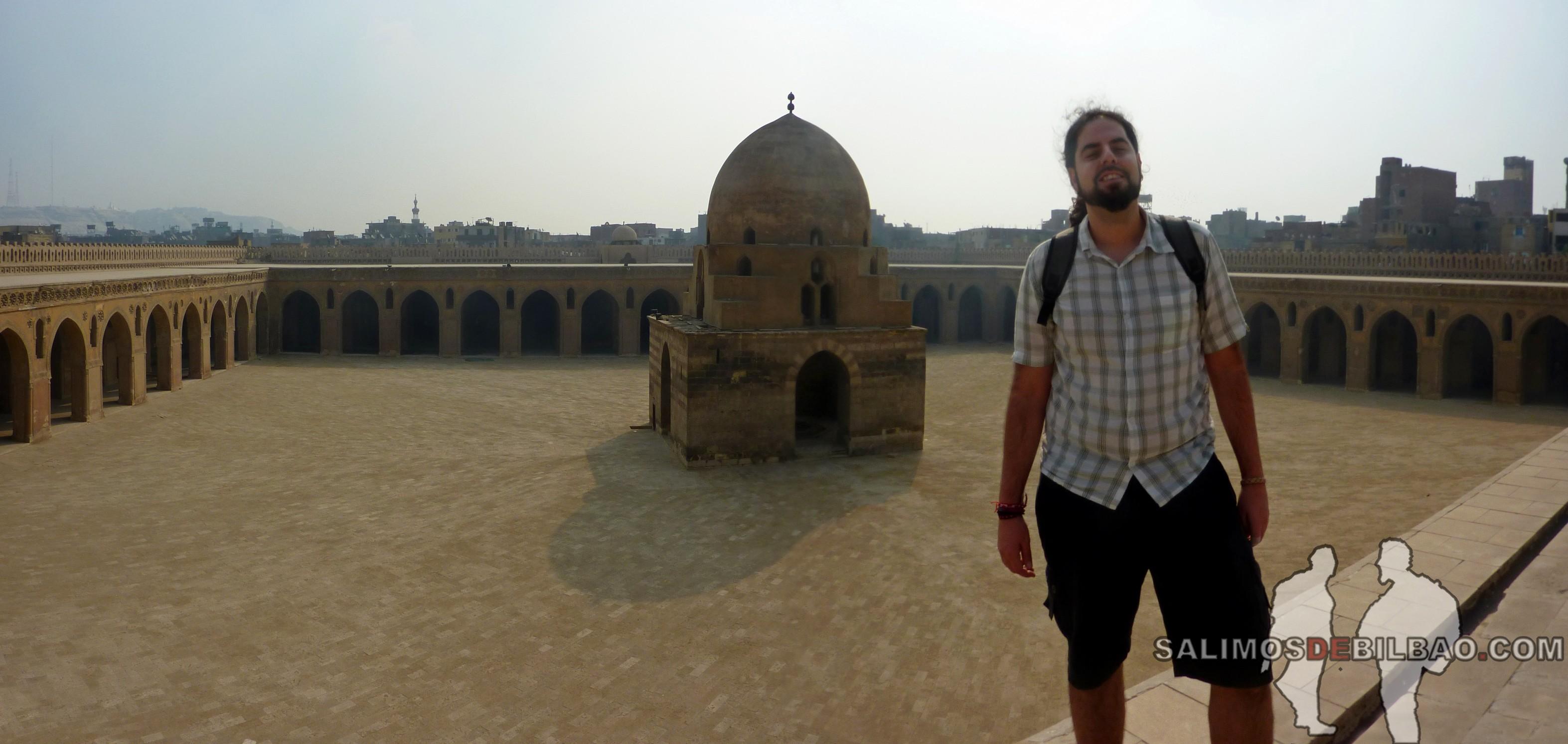 0017. Katz, Pano, Mezquita de Ahmad Ibn Tulun, Cairo