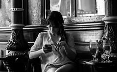 Dublin in black & white
