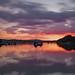 Galmpton Creek Sunset