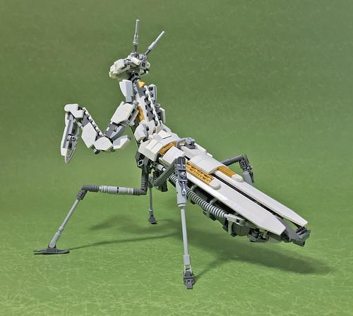 LEGO Mech  Mantis ver2-03