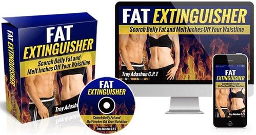 Fat Extinguisher Review - HGH Booster to Lose Fat