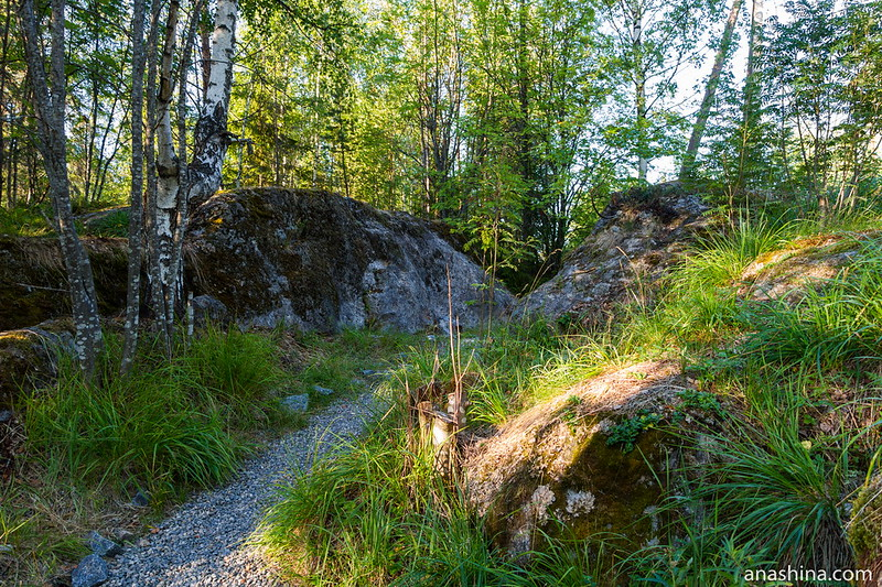 Скалы, Гора Филина